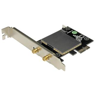 Startech TARJETA PCI EXPRESS WIFI AC600