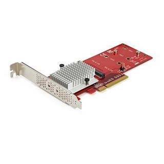 Adaptador Startech PEX8M2E2 M.2 PCIe