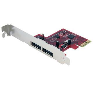 STARTECH.COM TARJETA CONTROLADORA PCI        EXPRESS 2 PUERTOS E