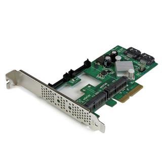 STARTECH.COM 2PORT PCIE SATA III CARD W/ 2   ...