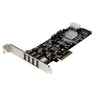 STARTECH TARJETA PCI EXPRESS 4 PUERTOS   USB 3.0 ...