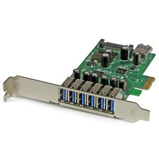 Startech TARJETA PCI EXPRESS 7X USB 3.0