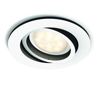Philips Hue Milliskin lampará empotrada 5W