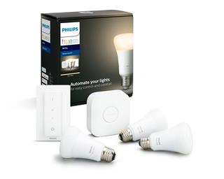 Philips Hue White 3 bulb E27 Bt
