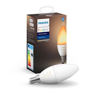Bombilla Philips Hue White ambience E14 LED ...