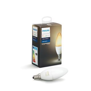 Iluminación PhiliPs HueAmbiance 6W B39  E14 EU