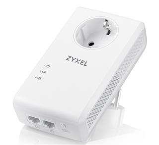 ZYXEL 1                               POWERLINE G-BIT E-NET ADAP