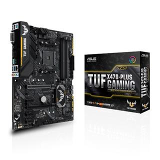 PLACA Base ASUS TUF X470-PLUS GAMING Socket AM4