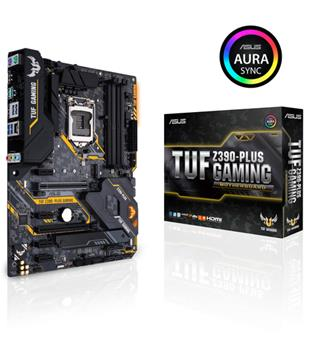 PLACA BASE ASUS TUF Z390-PLUS GAMING Gen8/9