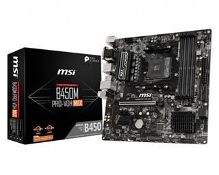 PLACA AM4 MSI B450M PRO-VDH MAX