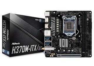 PLACA BASE ASROCK 1151 8-G H370M-ITX/AC Gen8/9