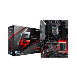 PLACA BASE ASROCK 1151-9G Z390 PHANTOM GAMING SLI S-1151 Gen8