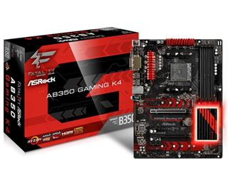Placa Base ASROCK AB350 GAMING K4 Socket AM4 DDR4