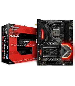 PLACA BASE ASROCK FATALITY Z370 PROFESSIONAL GAMING I7 1151 ATX