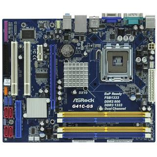 Placa base AsRock G41C-GS 2.0 Socket 775 DDR3