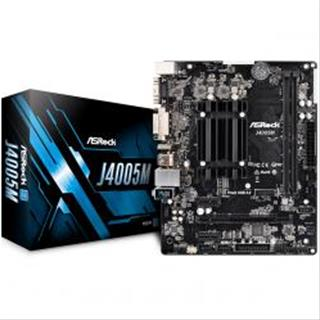 PLACA BASE ASROCK J4005M INTEL DUAL CORE GEMINI LAKE