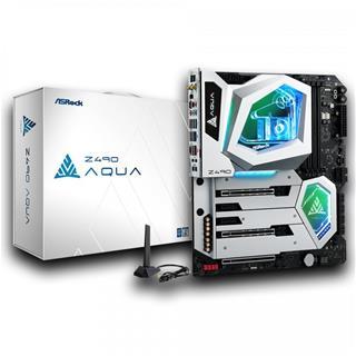 Placa base Asrock Z490 AQUA 1200
