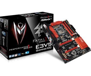 PLACA BASE ASROCK/E3V5 PERFORMANCE GAMING/OC·DESPRECINTADO