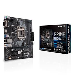 PLACA i3/i5/i7 ASUS PRIME H310M-A R2.0 DDR4 (S.1151) GEN8 GEN9