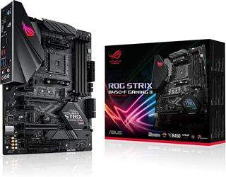 PLACA BASE ASUS AM4 ROG STRIX B450-F GAMING ·