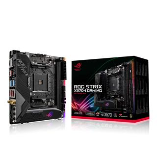 Placa base Asus ROG Strix X570-I Gaming AM4
