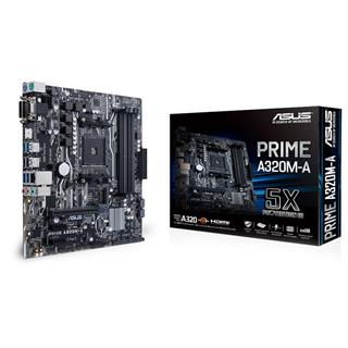 Placa Base Asus Prime A320M-A Socket AM4