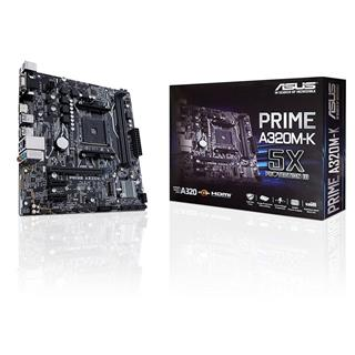 PLACA AM4 ASUS PRIME A320M-K SOCKET