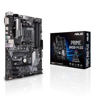 PLACA AM4 ASUS PRIME B450-PLUS DDR4