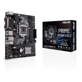 PLACA I3/I5/I7 ASUS PRIME H310M-D R2.0 (S.1151) ...