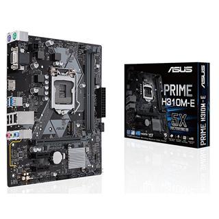 PLACA i3/i5/i7 ASUS PRIME H310M-E R2.0 DDR4 ...