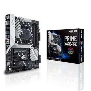 PLACA BASE ASUSTEK ASUS MB PRIME X470-PRO SO·