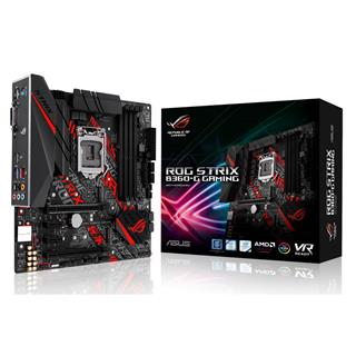 Placa Base ASUSTEK COMPUTER ROG STRIX B360-G GAMING S1151V2 ATX