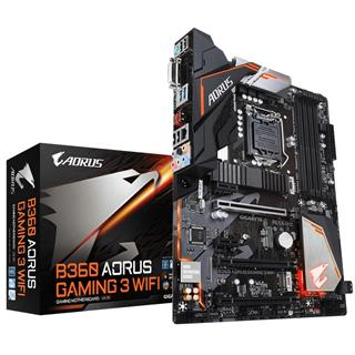 PLACA BASE GIGABYTE B360 AORU GAMING 3 WIFI 1151 ATX 4XDDR4 Gen8