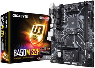 PLACA Base GIGABYTE B450M S2H AM4 DDR4