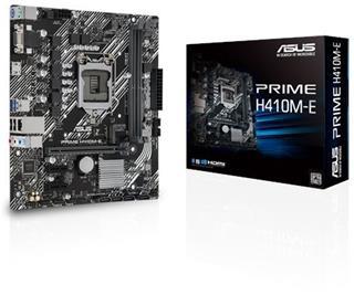 PLACA I3/I5/I7 ASUS H410M-E PRIME DDR4  SOCKET ...