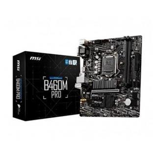 PLACA I3/I5/I7 MSI B460M PRO DDR4 SOCKET 1200 ...