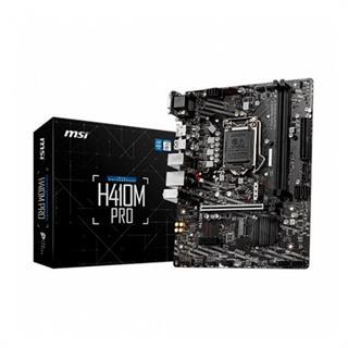 PLACA I3/I5/I7 MSI H410M PRO DDR4 SOCKET 1200