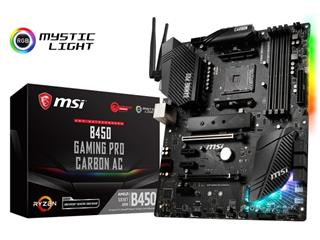 PLACA BASE MSI B450 GAMING PRO CARBON AC Socket AM4