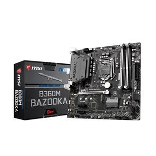 Placa base MSI COMPUTER B360M BAZOOKA