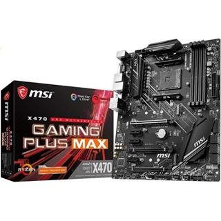 Placa Base MSI X470 Gaming Plus Max AM4