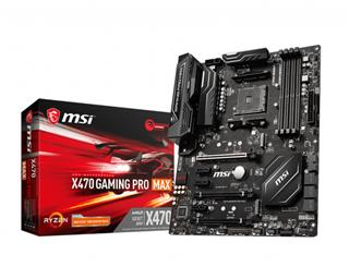 Placa base MSI X470 Gaming Pro Max AM4 DDR4