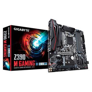 PLACA Base GIGABYTE Z390 M GAMING Socket 1151 Gen8