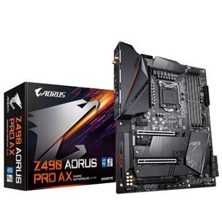 Placa base Gigabyte Z490 Aorus Pro AX