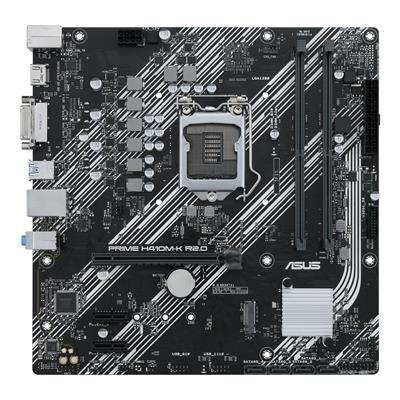 PLACA I3/I5/I7 ASUS H410M-K PRIME R2.0 DDR4 ...