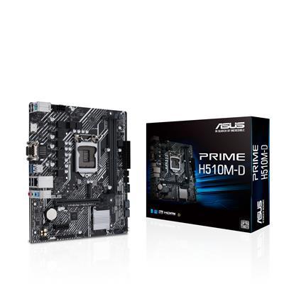 PLACA I3/I5/I7 ASUS H510M-D PRIME DDR4 SOCKET 1200