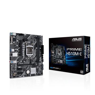 PLACA I3/I5/I7 ASUS H510M-E PRIME DDR4 SOCKET 1200