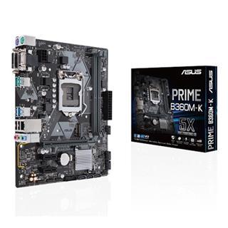 PLACA i3/i5/i7 B360-K PRIME ASUS (S.1151) DDR4 Gen8/9