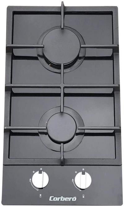 Placa modular Corbero Cpcgy212dnci 30Cm a Gas