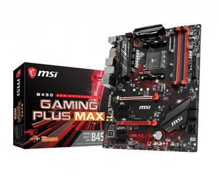 Placa base MSI B450 gaming Plus Max AM4