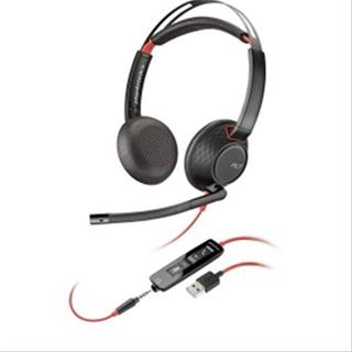 PLANTRONICS BLACKWIRE 5210 C5210 USB-A   MON·